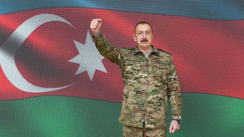 Azerbaycan Cumhurbaşkanı İlham Aliyev, Şuşa'nın Ermenistan ordusunun işgalinden kurtarıldığını açıkladı.