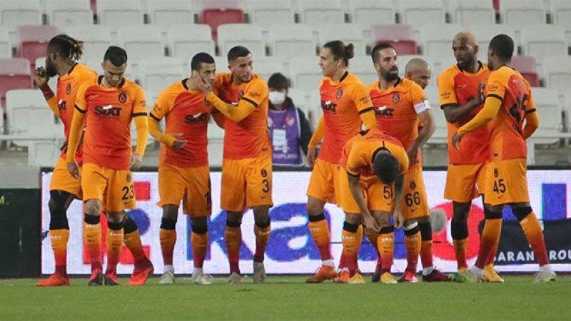 Sivasspor 1-2 Galatasaray   Maç sonucu