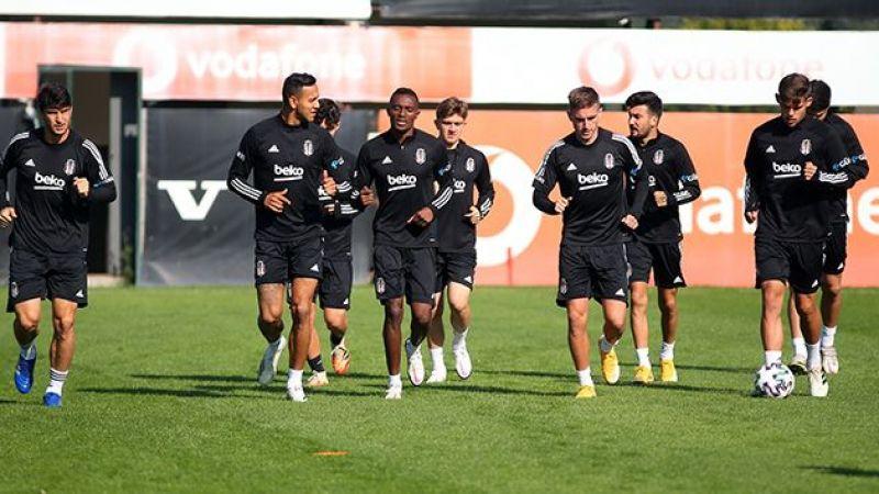 Beşiktaş'ta 3 futbolcuda korona virüs çıktı
