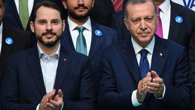 AK Parti'den Berat Albayrak'ın istifa açıklamasına ilk yorum
