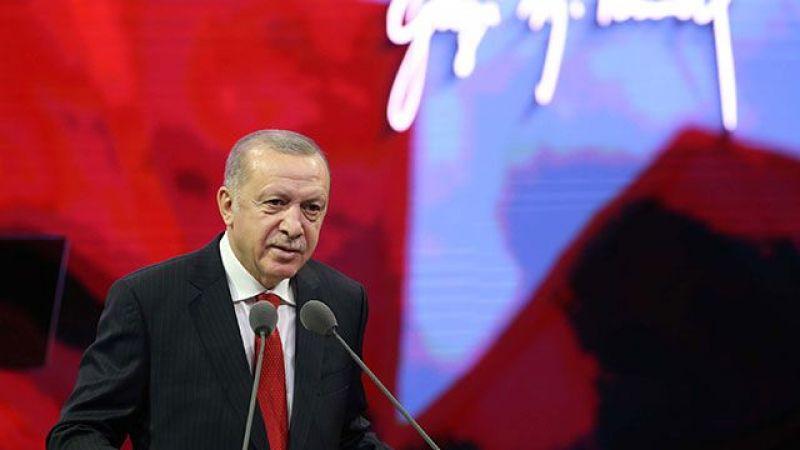 Erdoğan: Modern kapitülasyonlara mahkum etmek isteyenlere karşı tarihi bir mücadele veriyoruz