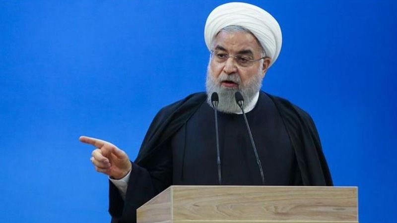 Ruhani: ABD ile düşmanlığı biz başlatmadık