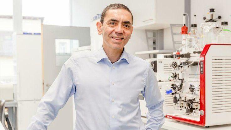 Koronavirüs aşısını bulan BioNTech'in CEO'su Uğur Şahin: Aşının koronavirüs salgınını bitireceğinden eminim