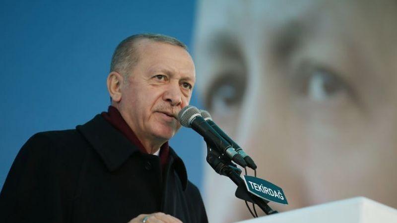 Erdoğan: Ekonomi ve hukukta yeni bir reform dönemi başlatıyoruz