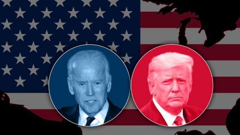 ABD'deki başkanlık yarışında Kuzey Carolina'yı Trump, Georgia'yı Biden kazandı