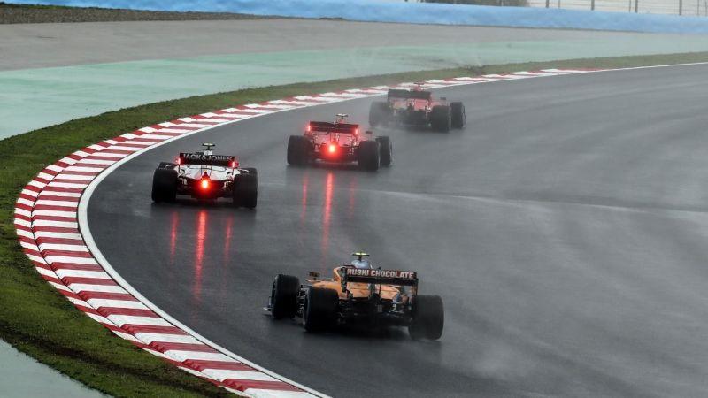 Formula 1 şampiyonu İstanbul'da belli oldu