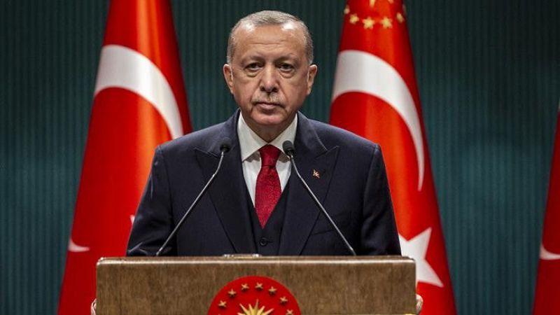 Cumhurbaşkanı Erdoğan Kovid-19'a ilişkin yeni tedbirleri açıkladı
