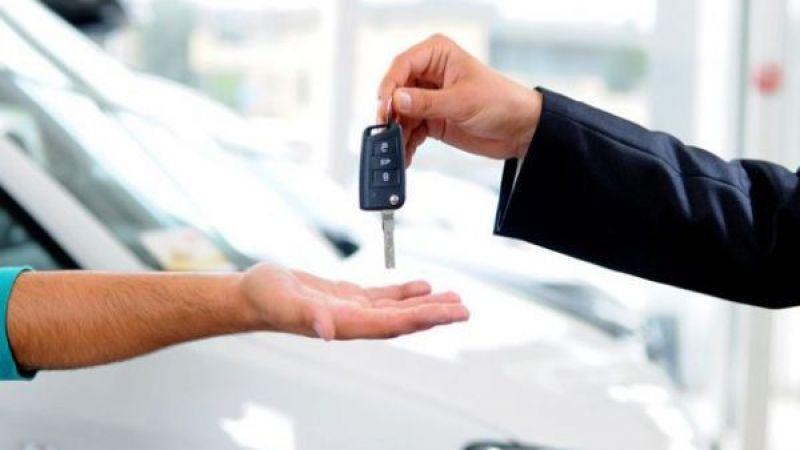 İkinci el araç piyasasında durgunluk yaşanıyor.