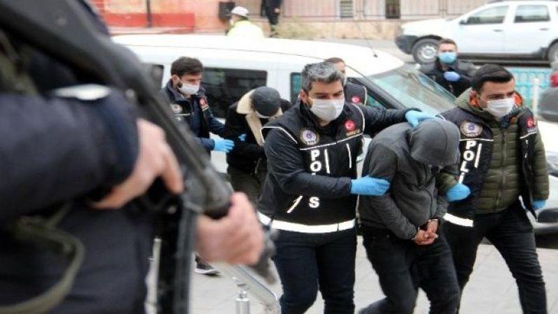 Uyuşturucu operasyonunda 15 tutuklama