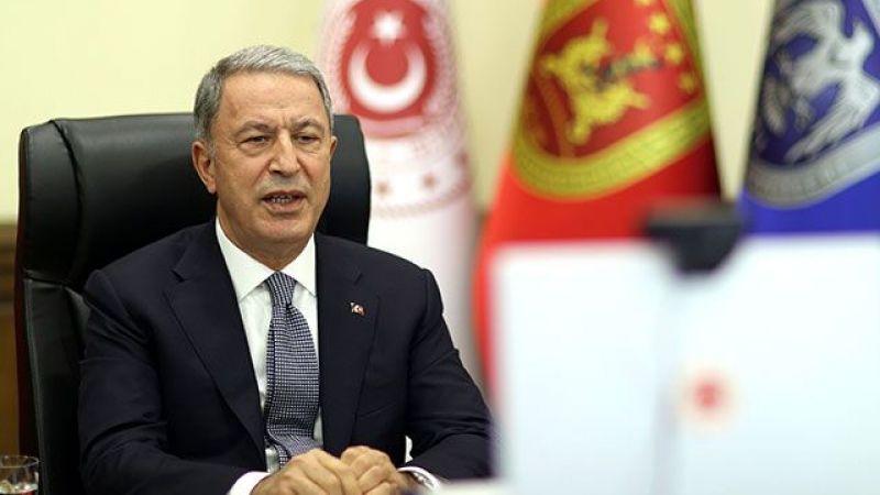 Bakan Akar: Türkiye ve ABD, stratejik öneme sahip ilişkiler içerisinde