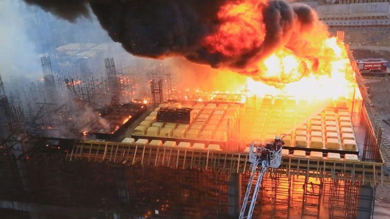 İstanbul'un yangın raporu açıklandı, en sık yangın çıkan ilçeler