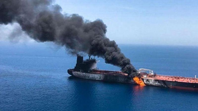 Suudi Arabistan'ın petrol tankerine bombalı saldırı düzenlendi