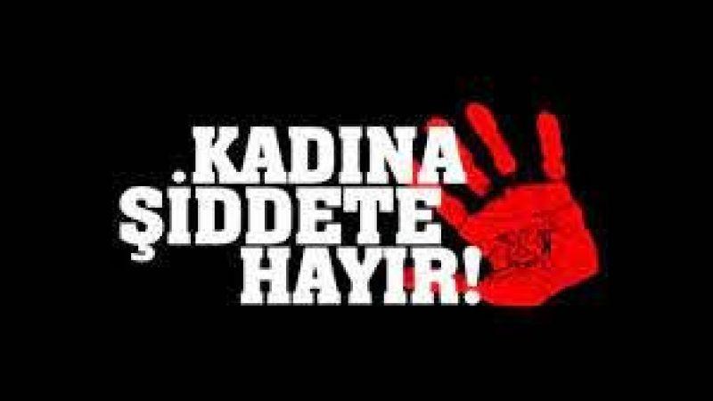 Şadi Yazıcı Ve Eşi Fatma Yazıcı'dan 'Şiddete Hayır'