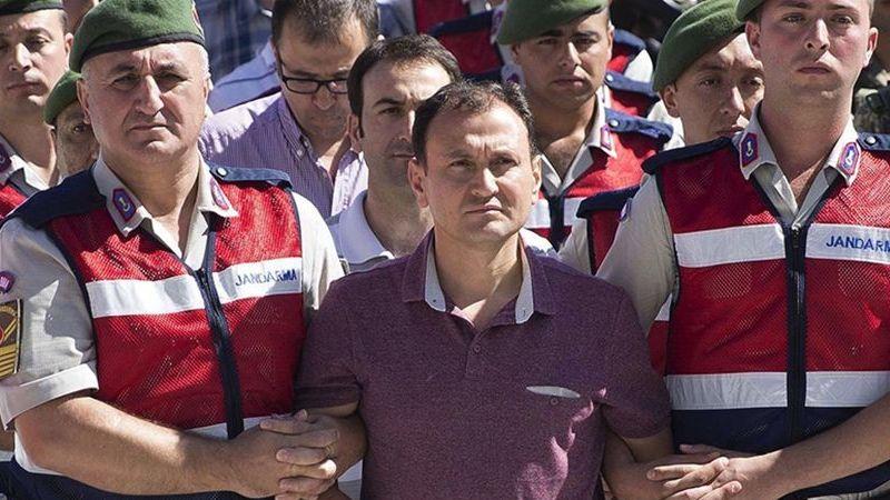 Meclis'i bombalayan pilot Balıkçı'ya rekor ceza