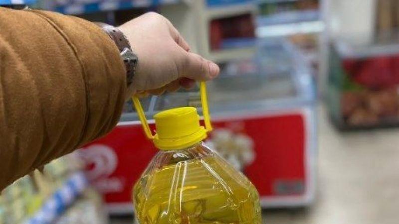 Sıvı yağ fiyat artışı durdurulamıyor!