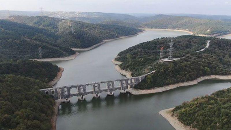 İstanbul barajlarında doluluk oranı yüzde 40.39'a çıktı