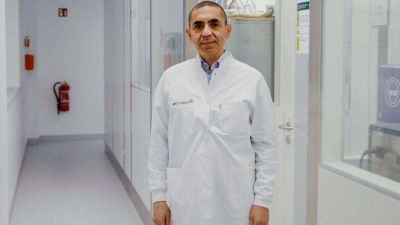 Uğur Şahin: 'Virüsün mutasyona uğraması endişelendiriyor'