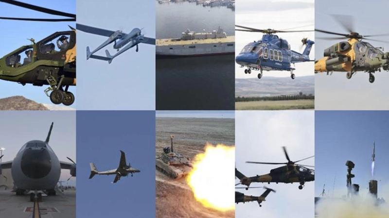Savunma Sanayii İcra Komitesi'nden önemli açıklama: Türk savunma sanayi hedef alınıyor