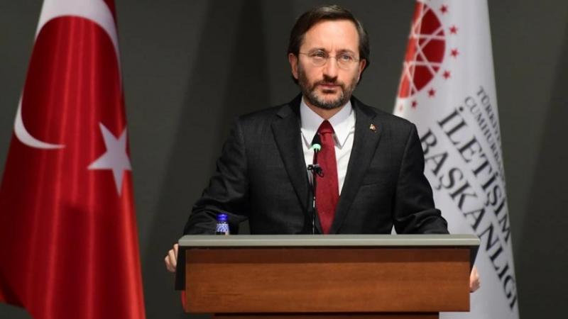 Altun: CHP, bizim konuşmamızı engellemek için kanun teklifi vermiş