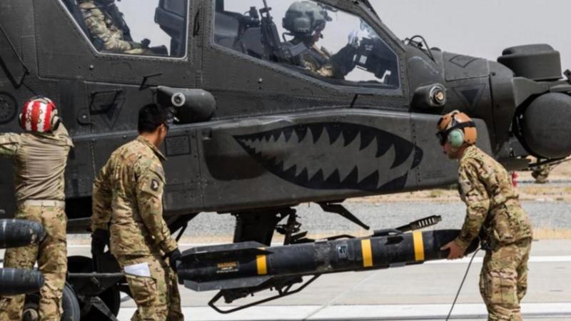 Güney Kore ABD'den AGM-114 Hellfire II tipi füze satın alacak