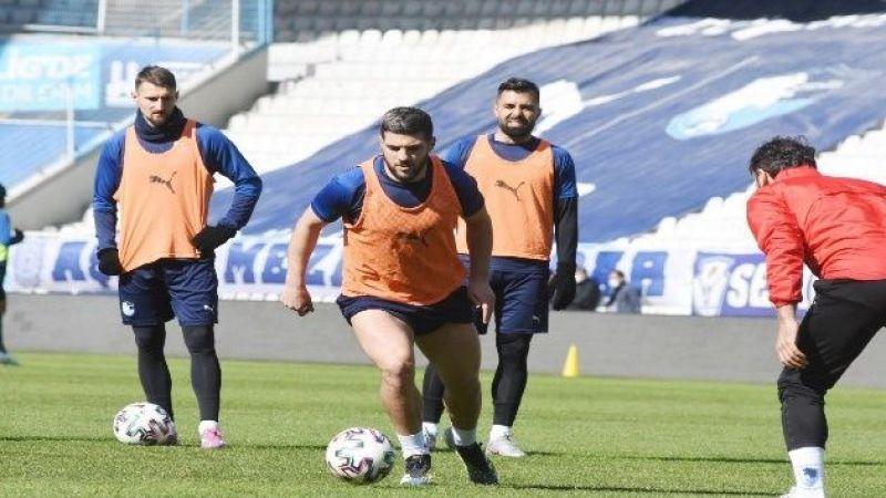 BB Erzurumspor'da Konyaspor karşısında hedef mutlak 3 puan