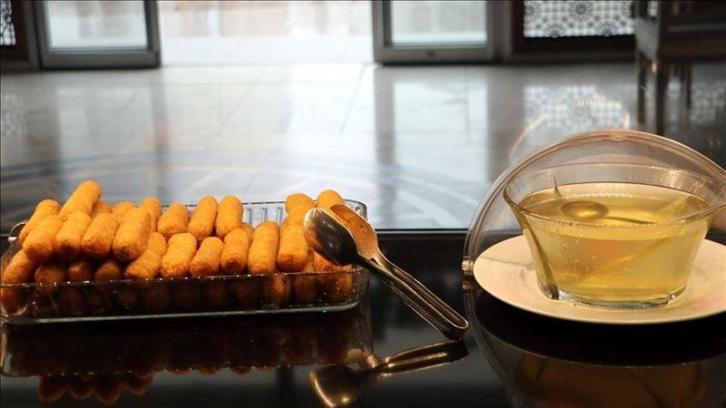 Erzurum'da ramazanın vazgeçilmez lezzeti kadayıf dolması