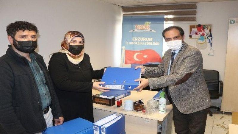 Erzurum TKDK'ya rekor hibe başvurusu