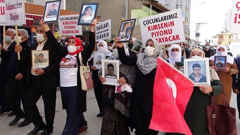Evlatları dağa kaçırılan ailelerden HDP'ye öfke