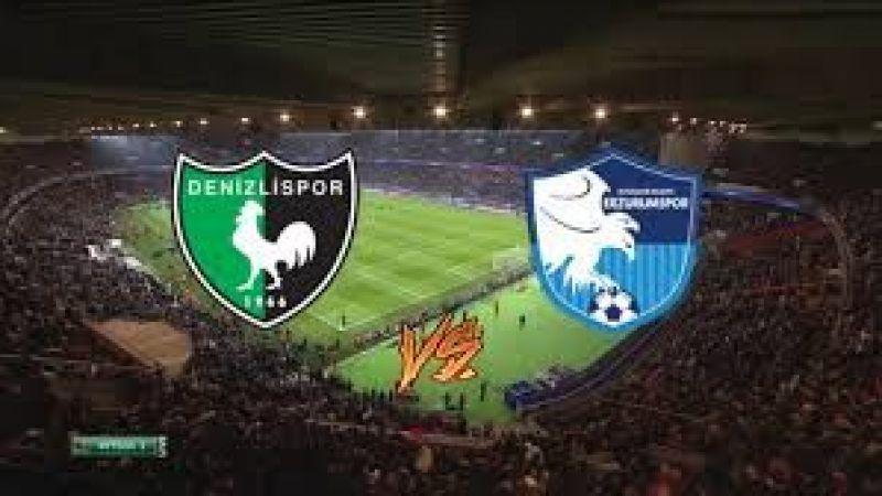 Denizlispor 2-3 Ezurumspor maç özeti