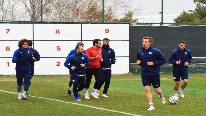BB Erzurumspor'da Yeni Malatyaspor maçı hazırlıklarını sürdürüyor