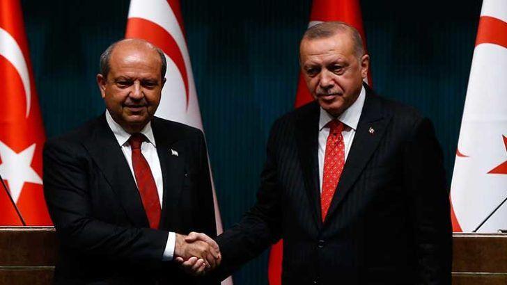 Cumhurbaşkanı Tatar, federasyon tartışmasına son noktayı koydu! Zaman kaybı