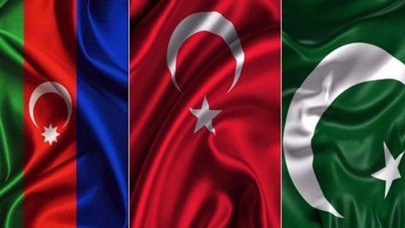 Türkiye, Pakistan ve Afganistan'dan ortak bildiri!