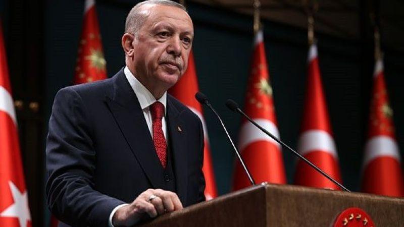Başkan Erdoğan: Onlar bu mücadeleyi bunun için verdiler
