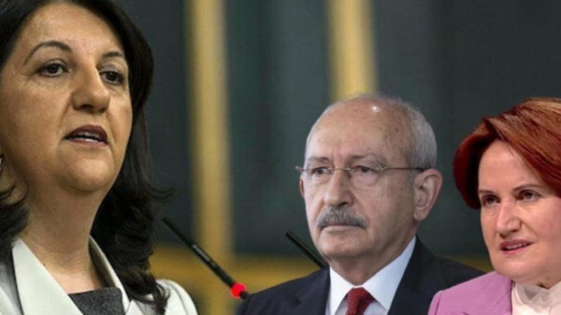 HDP Türkiye'ye 'katliamcı, soykırımcı' dedi, ortakları CHP ve İYİ Parti sessiz kaldı