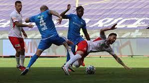 Gaziantep FK 2 -3 BB Erzurumspor maç özeti