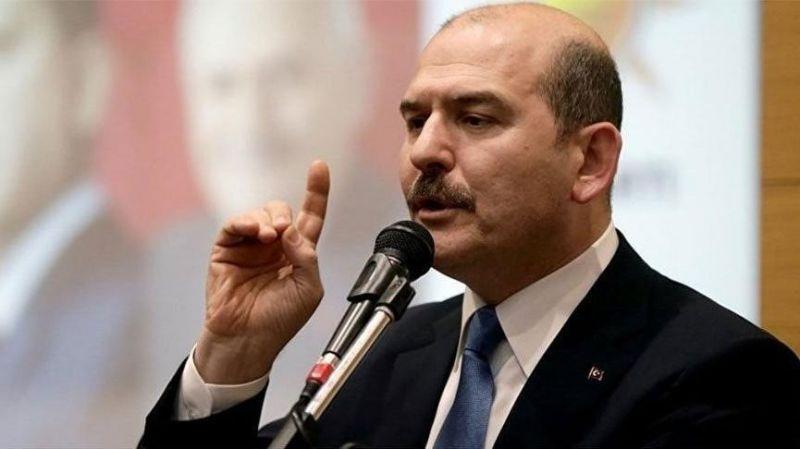 Bakan Soylu duyurdu: İstanbul'da bugün katliam önlendi