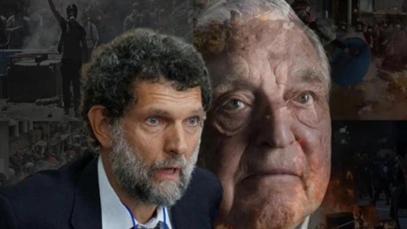 Rusya'dan Kavala'nın destekçisi Soros'la ilgili açıklama: Arkasında onlar var