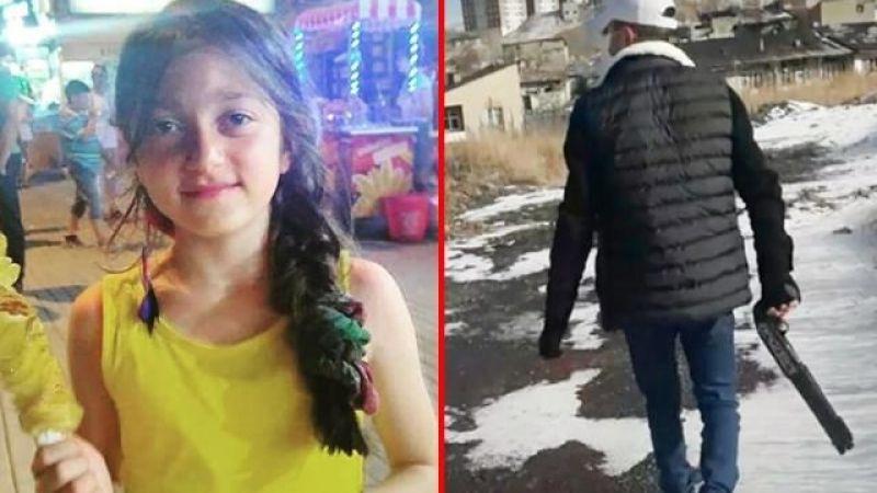 Maganda kurşunu minik Pınar'ı hayattan kopardı