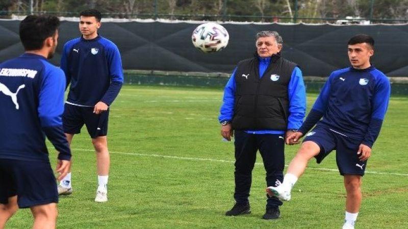 BB Erzurumspor, Kasımpaşa maçının hazırlıklarını tamamladı