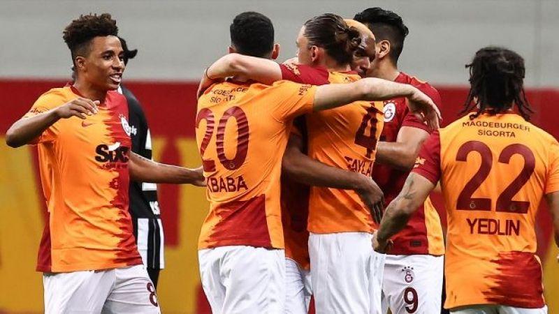 Dev derbide Galatasaray sevindi