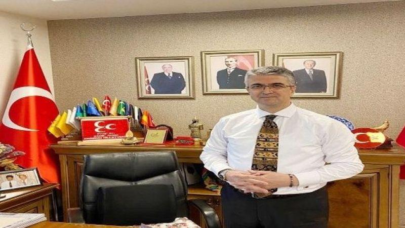 Prof. Dr. Aydın, Mescid-i Aksa'ya yönelik saldırıyı kınadı