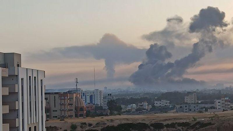 İsrail'in hava saldırılarında hayatını kaybedenlerin sayısı 56'ya yükseldi