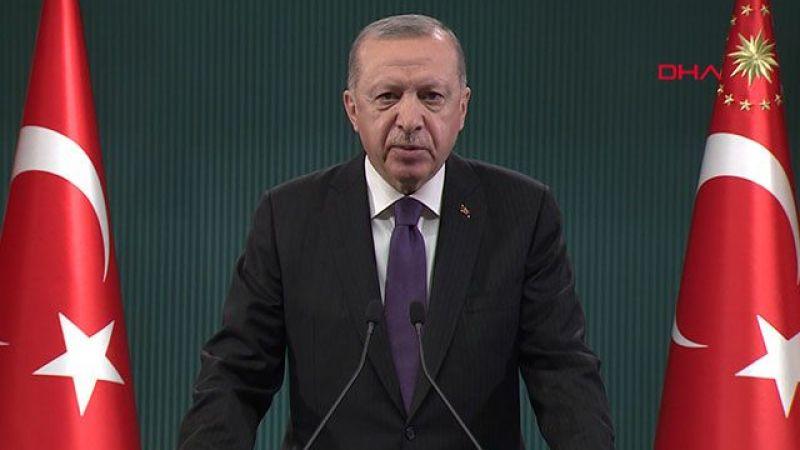 Cumhurbaşkanı Erdoğan'dan 'aşı pasaportu' mesajı!