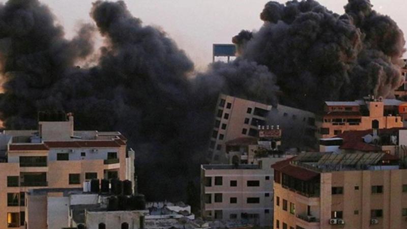 Israil'in saldırısı UCM'de! Dava açıldı