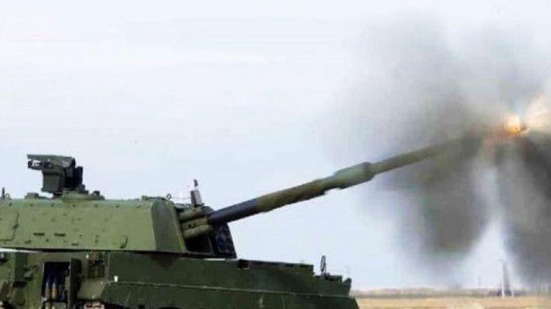 Ukrayna yeni obüs sistemini test etti