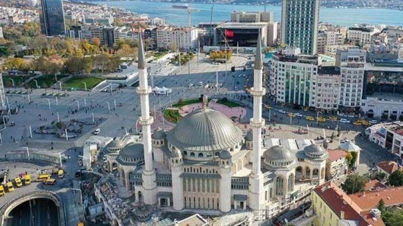 Taksim Camii ibadete açıldı! Başkan Erdoğan: Burası İstanbul'un fethine bir hediyedir