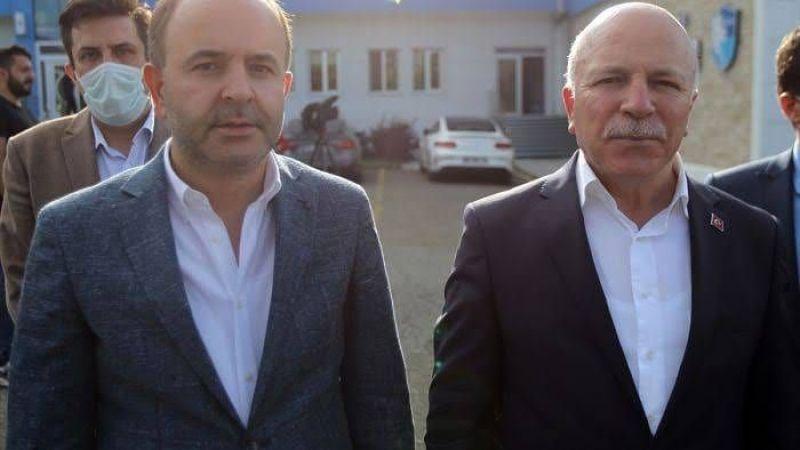 Ömer Düzgün ve Mehmet Sekmen'den açıklamalar