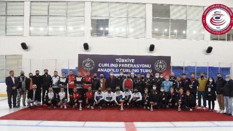 Curlingte Anadolu Kupası Erzurum'un