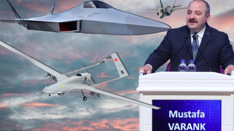 MMU'nun gölgesinde iddialı çıkış: Dünya F-35'leri değil savaşan Türk İHA'larını konuşacak