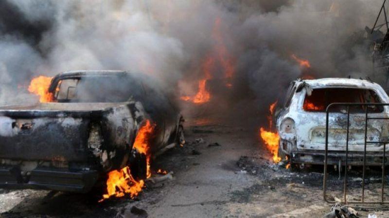 Afrin'deki terör örgütü saldırısında 13 kişi öldü, 27 sivil yaralandı